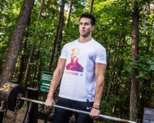 Testosteron wpływa na trening