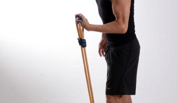 Jak wyrobić sobie duży biceps ?